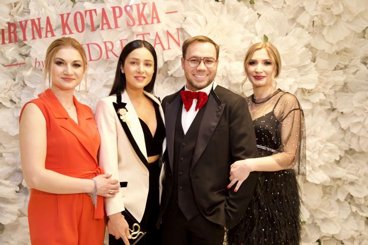 Андре Тан и Ирина Котапская представили свадебную коллекцию