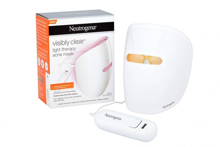 Светодиодная маска от акне Neutrogena Light Therapy Acne Mask