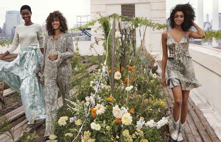 Коллекция Conscious Exclusive H&M платья
