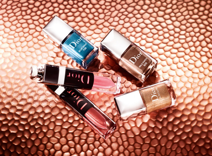 Летняя коллекция макияжа Dior Wild Earth Summer 2019 Makeup Collection