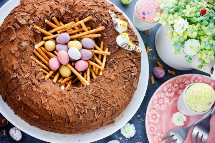 Пасхальные десерты