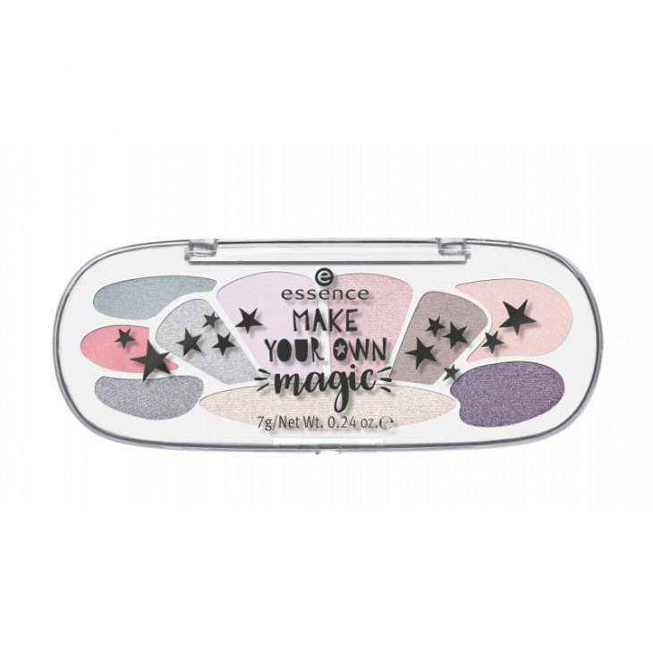 Essence make your own magic eyeshadow box