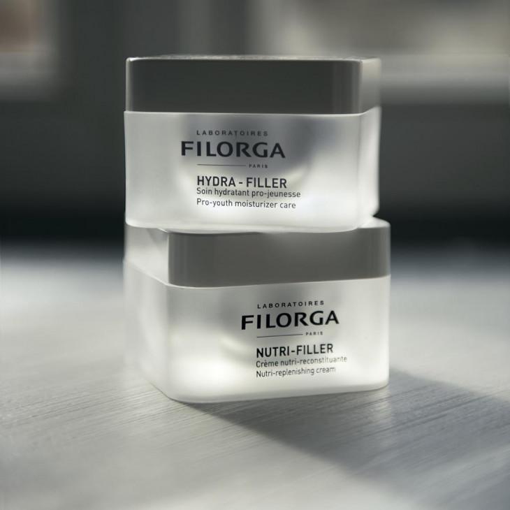 Увлажняющий крем для ухода за лицом весной FILORGA