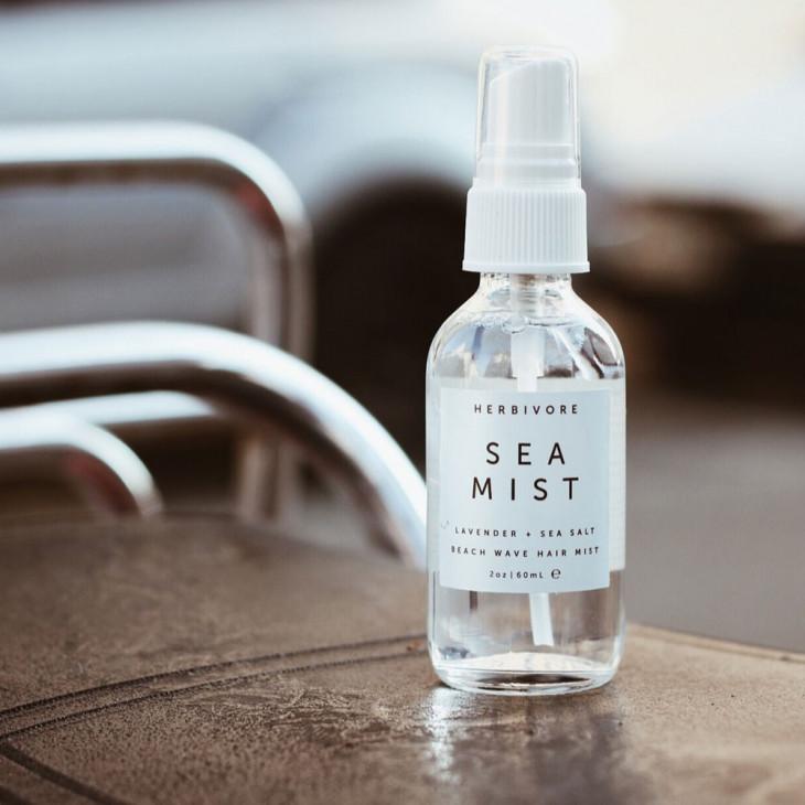 Herbivore Sea Mist Coconut + Sea Salt Beach Wave Hair Mist