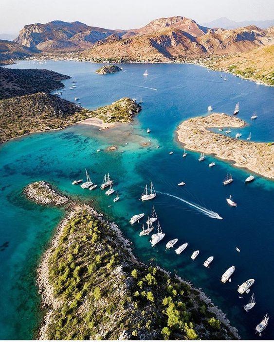 Турецкий Мармарис – хорошее место для отдыха в июне