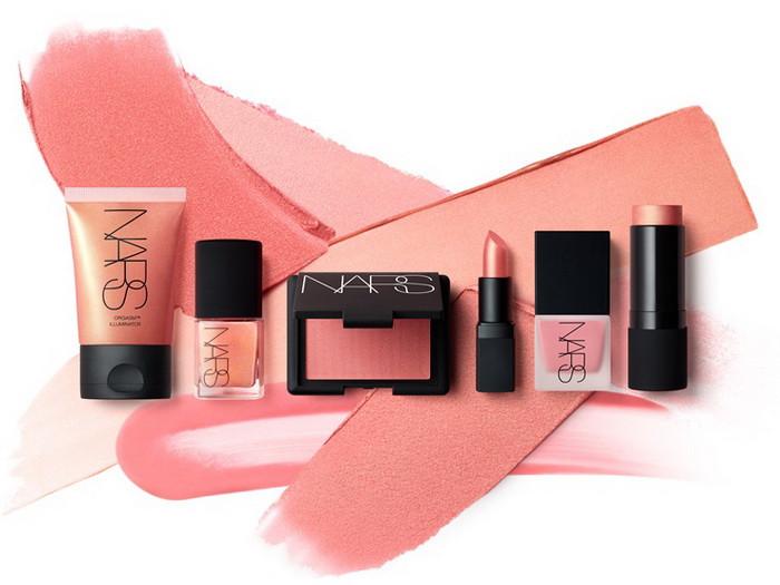NARS Orgasm Makeup Collection Summer 2019