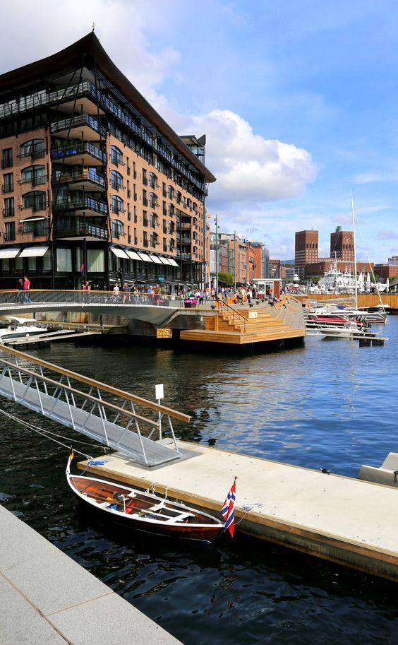 Норвегия – необычное направление для отдыха в июне