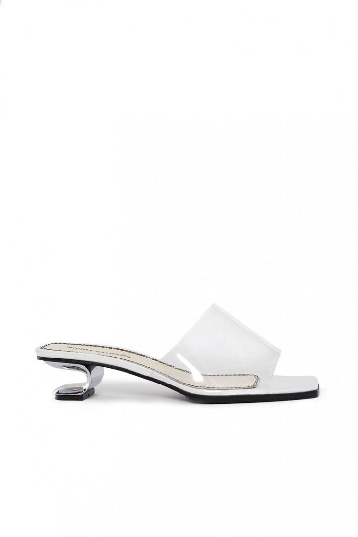 Прозрачная обувь