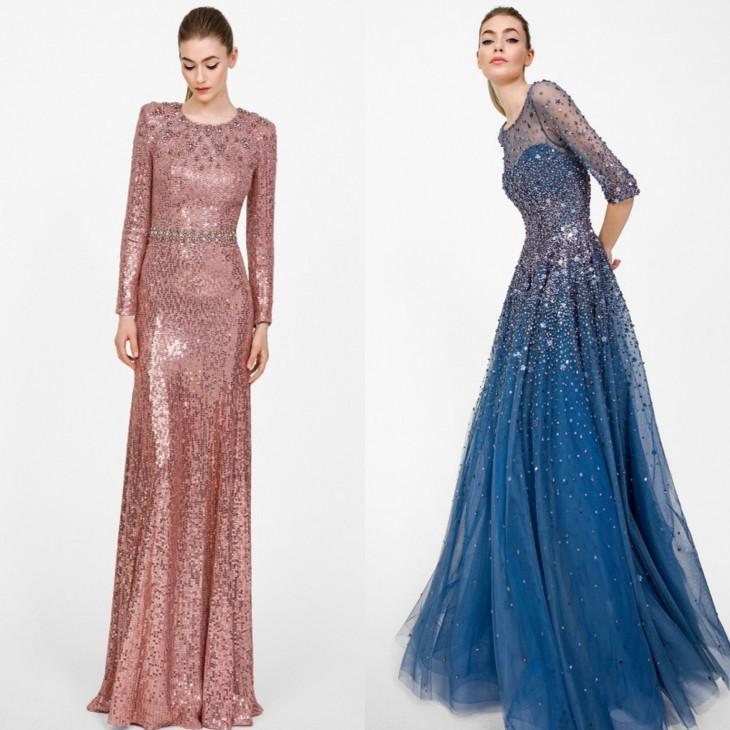 Платья на выпускной 2019