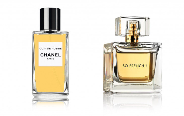 Chanel Cuir De Russie и Jose Eisenberg So French!