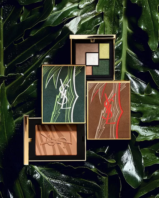 YSL Luxuriant Haven Couture Eye Palette Collector Summer 2019