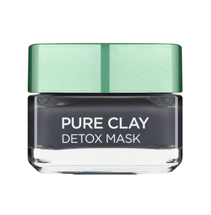 L'Oreal Detox & Brighten Clay Mask