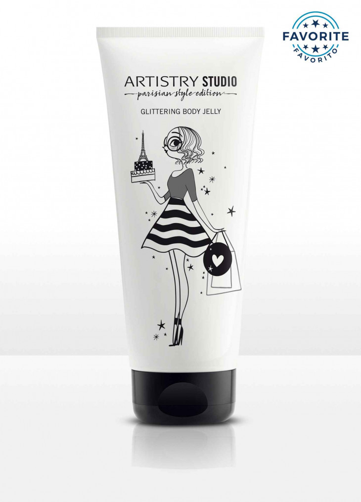 ARTISTRY STUDIO  гель-желе для тела