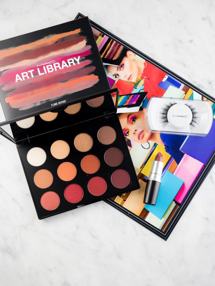Art Library Eyeshadow Palette от MAC