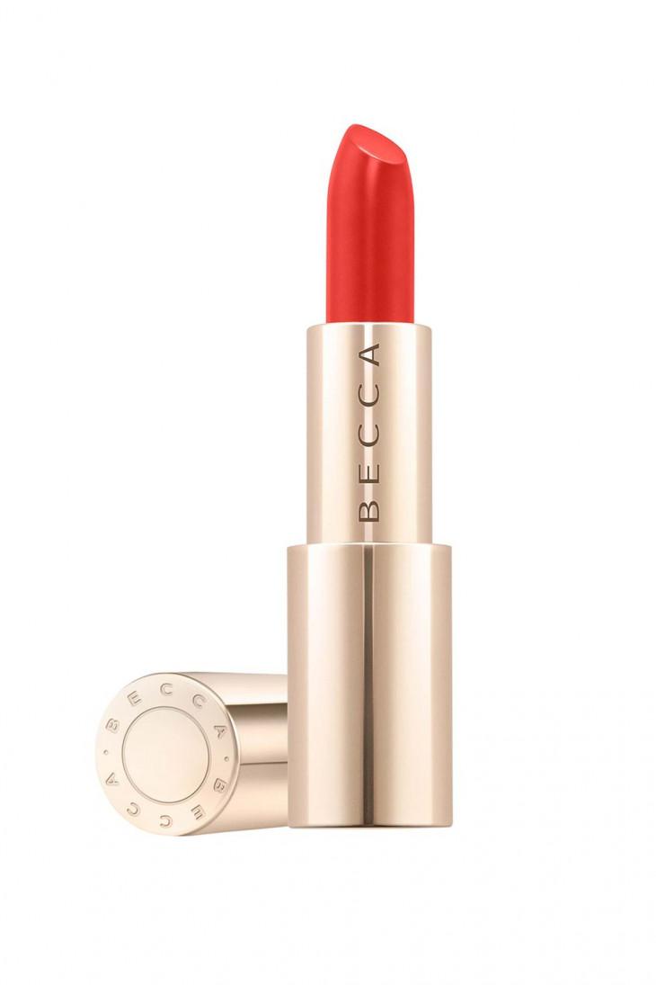 Becca Ultimate Lipstick Love in Poppy
