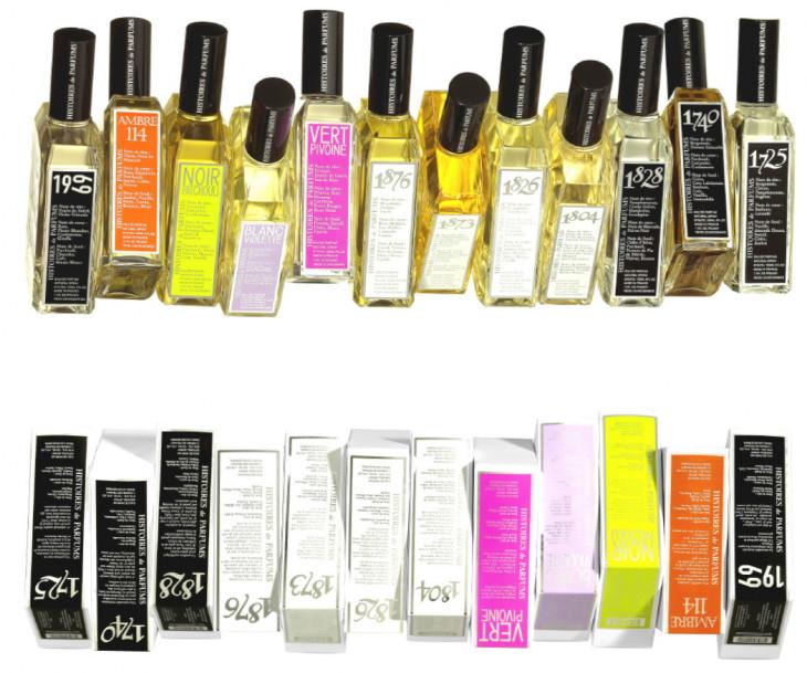 histories de parfumes