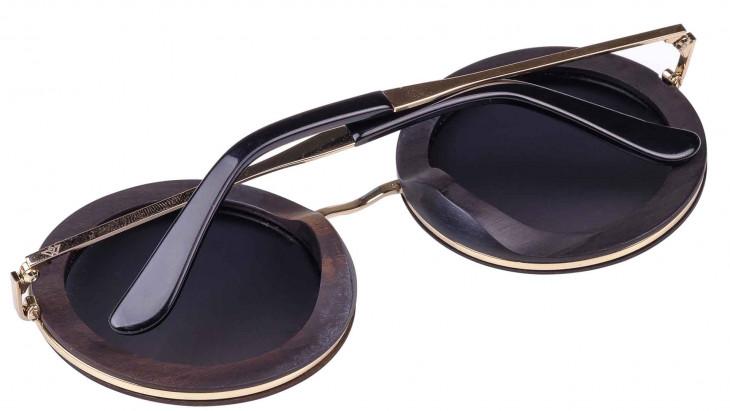 Деревянные солнечные очки от украинского бренда