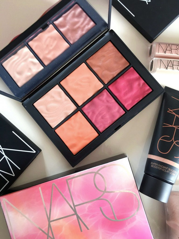Exposed Cheek Palette от NARS Cosmetics