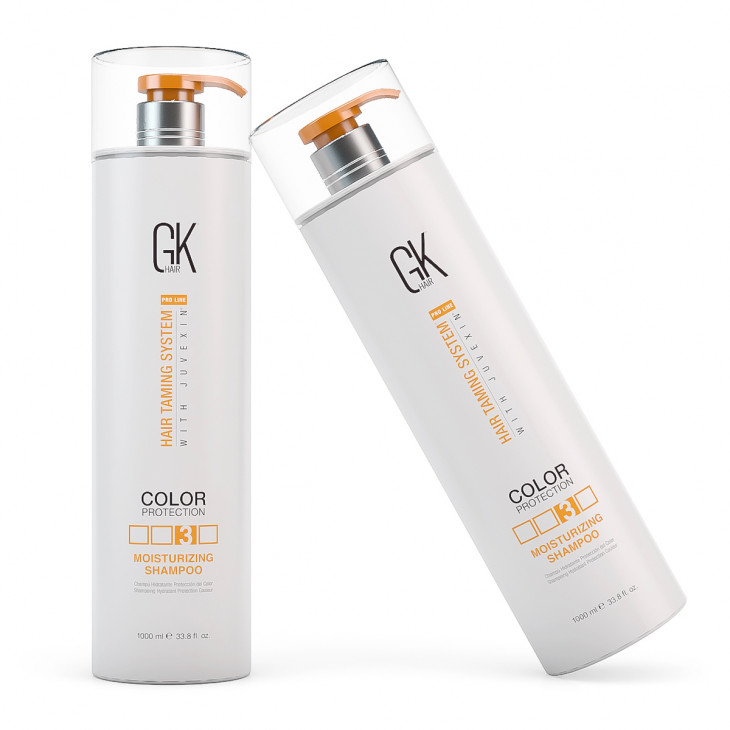 Увлажняющий шампунь для волос GKhair