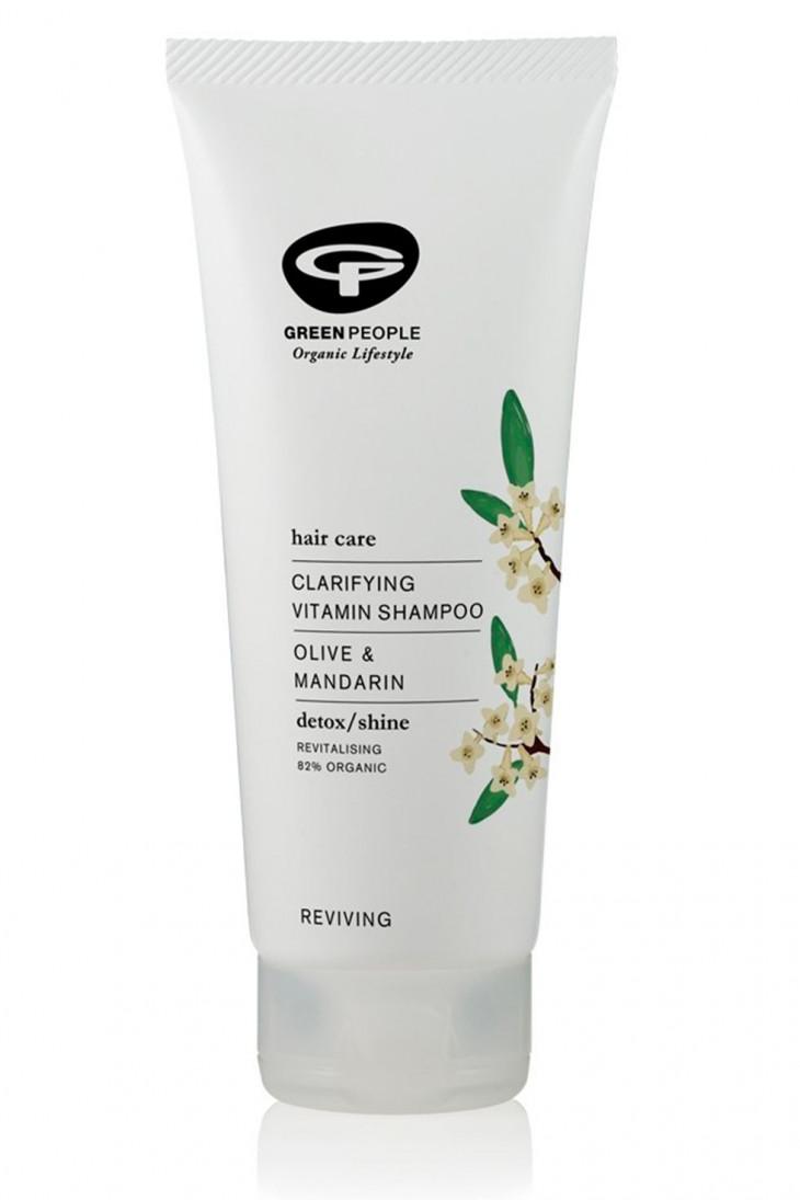 Green People Clarifying Vitamin Shampoo