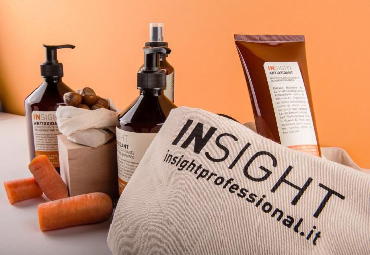 Итальянский бюджетный шампунь для ухода за волосами Insight