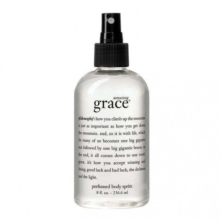 Philosophy Amazing Grace Body Spritz