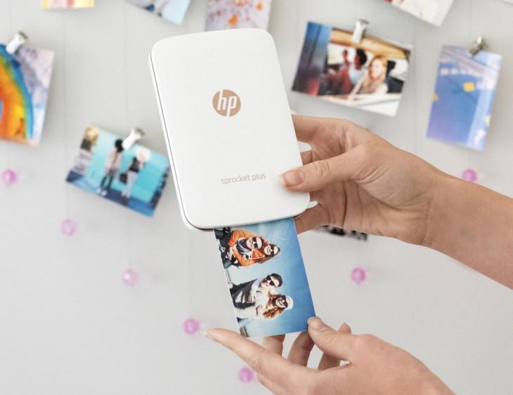 Printer HP Sprocket Plus