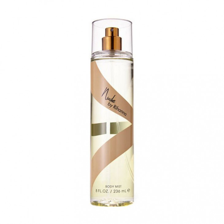 Rihanna Nude Body Mist Spray for Women