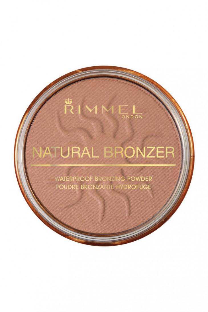 Rimmel London Natural Bronzer in Sun Bronze