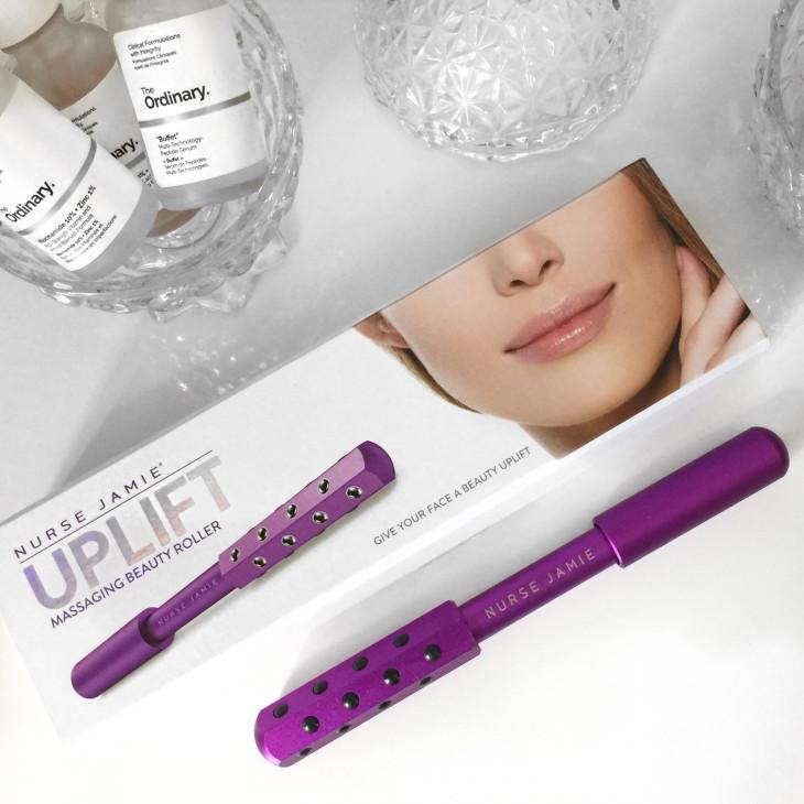 Nurse Jamie UpLift Facial Massaging Beauty Roller.