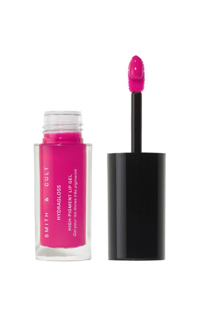 Smith & Cult Hydragloss High-Pigment Lip Gel in Bright Fuschia