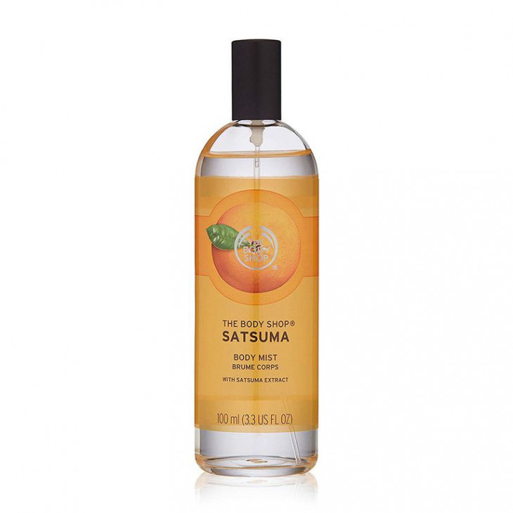 The Body Shop Satsuma Body Spray