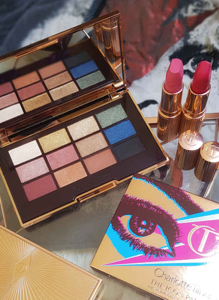 The Icon Palette от Charlotte Tilbury