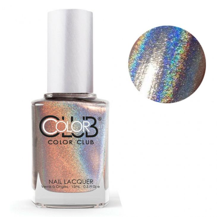 Color Club Holographic Hues Nail Polish,