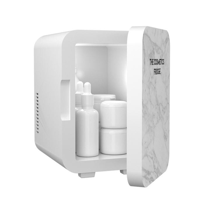 THE MARBLE COSMETICS FRIDGE
