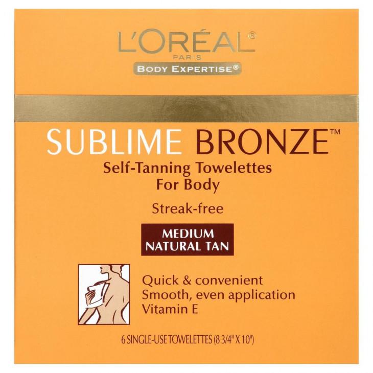 L'Oreal Paris Sublime Bronze