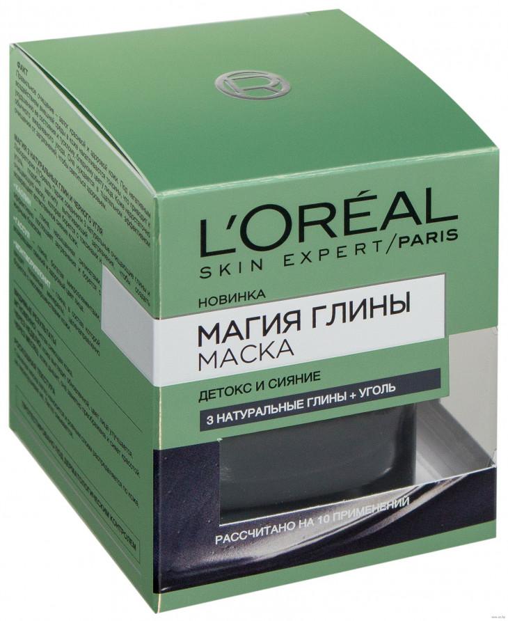 маска loreal