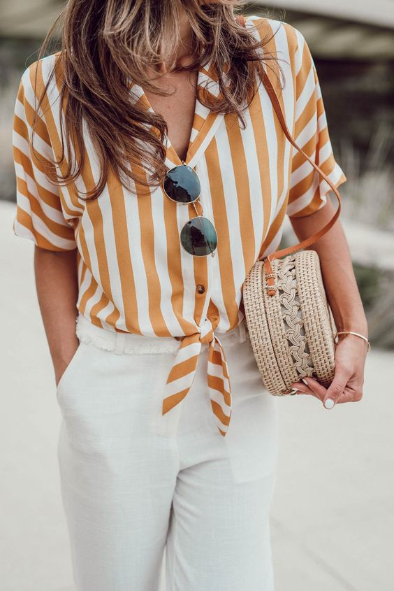 Модная сумка на лето