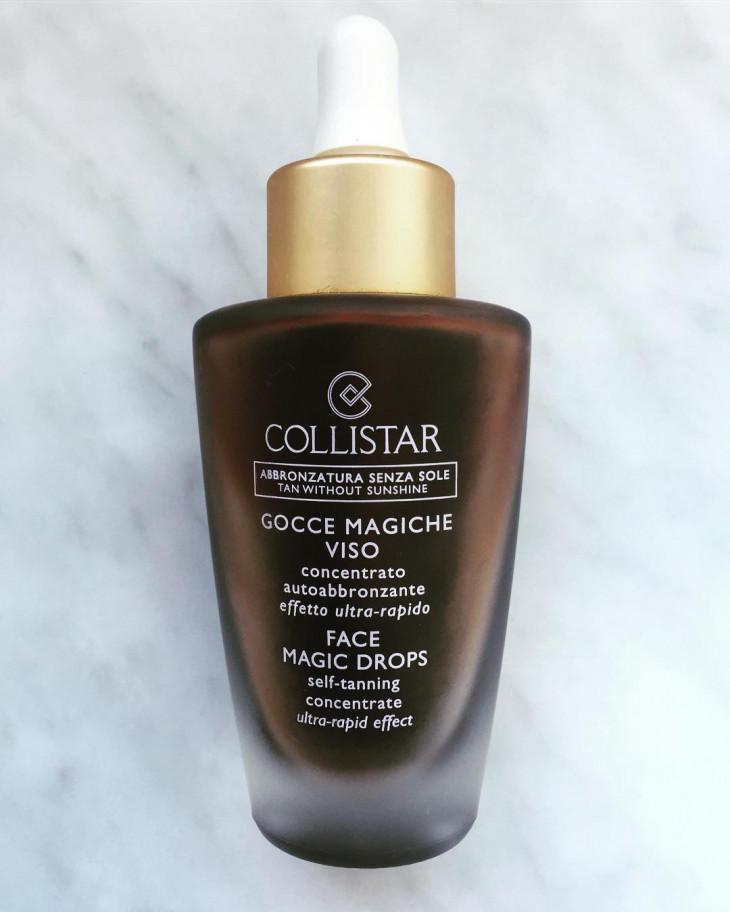 Collistar Abbronzatura Senza Sole Self Tanning Concentrate Ultra Rapid Effect