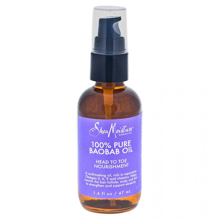Масло баобаба 100% Pure Baobab Oil от Shea Moisture