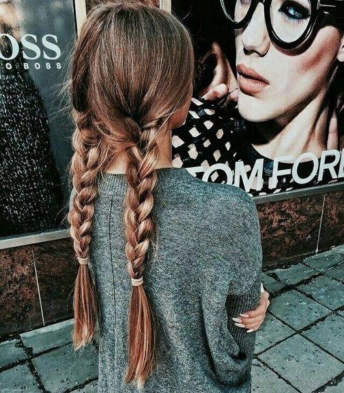 Французские косы фото