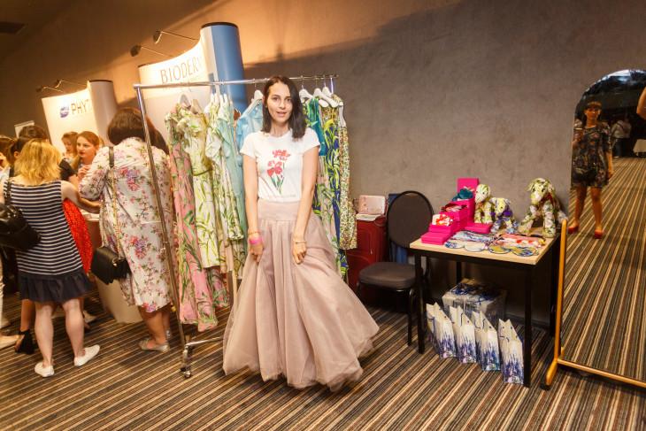 Бьюти-зона украинского fashion-брендаCouture de Fleur