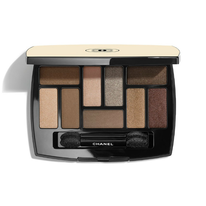 Chanel Les Beiges Natural Eyeshadow Palette in The Indispensable Palette