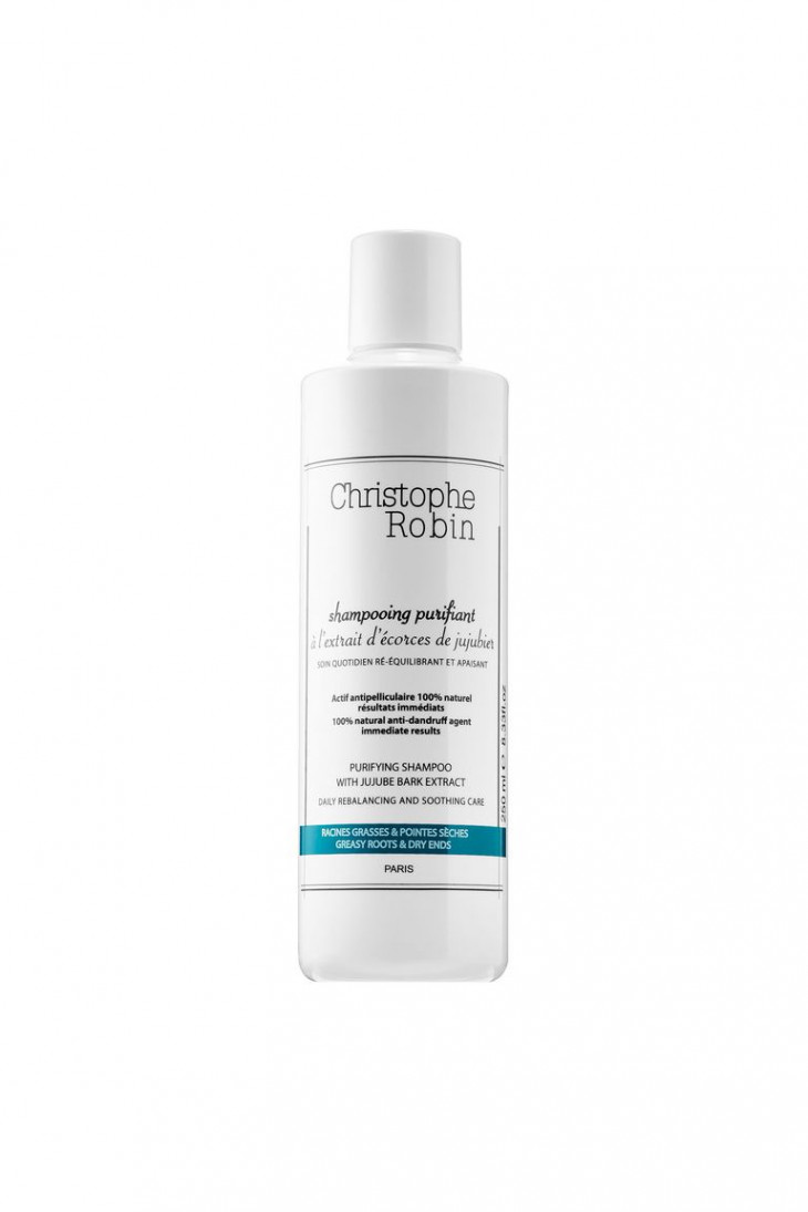 Christophe Robin Purifying Shampoo With Jujube Bark Extract