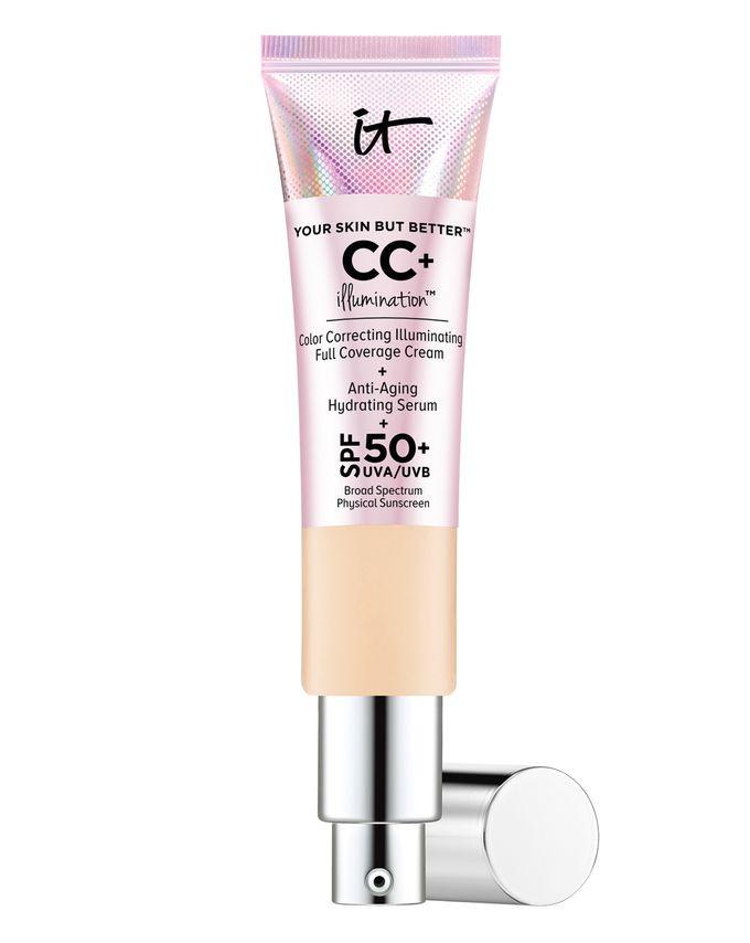 CC+ Illumination SPF 50+ от It Cosmetics