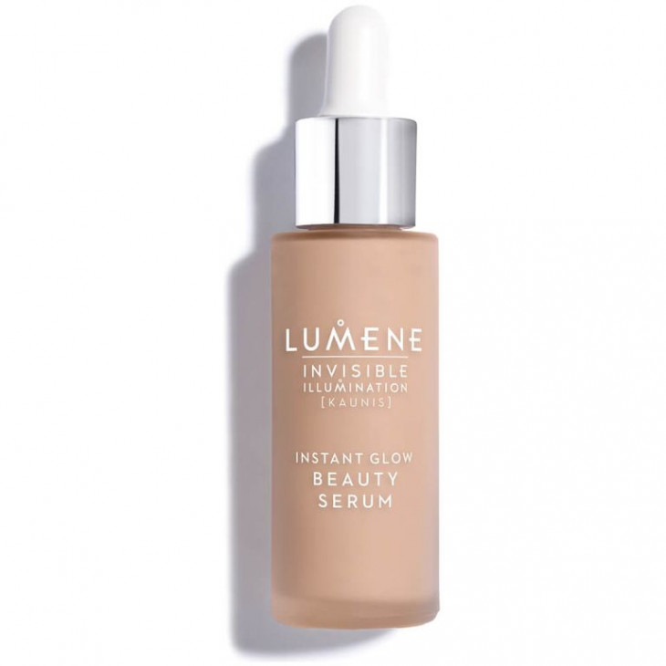 Lumene Invisible Illumination Instant Glow Beauty Serum