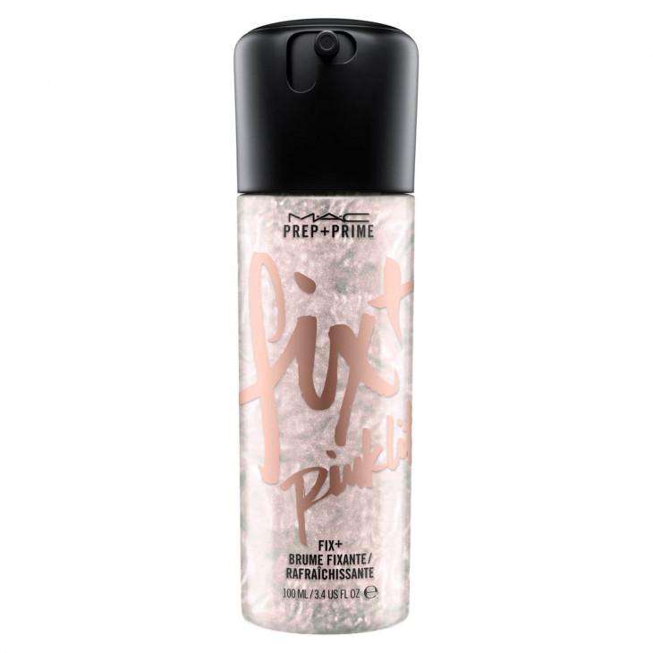MAC Cosmetics Prep + Prime Fix + Pinklite