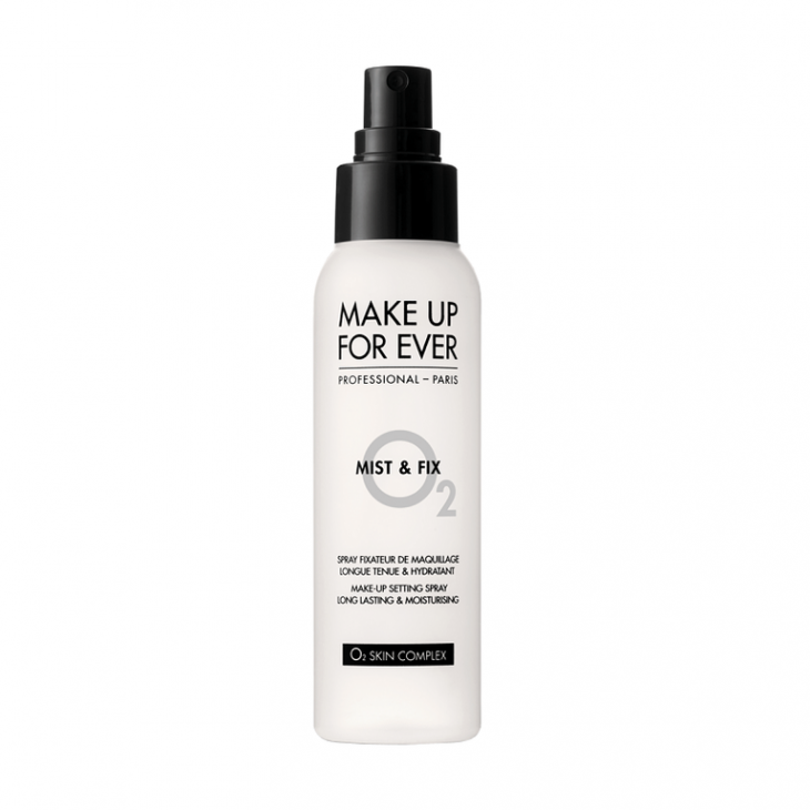 Make Up For Ever Mist And Fix Setting Spray