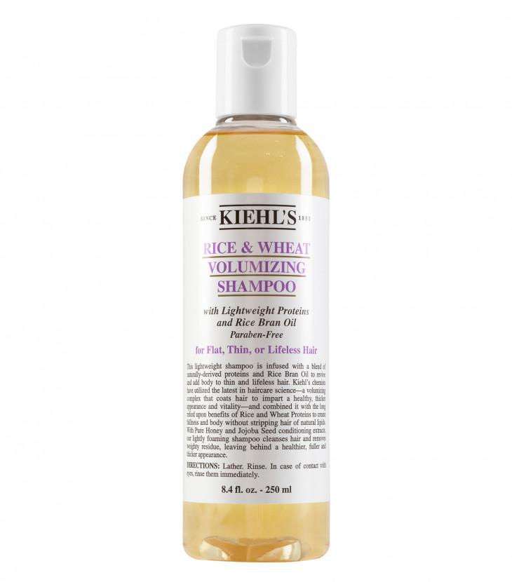 Kiehl's Rice & Wheat Volumising Shampoo