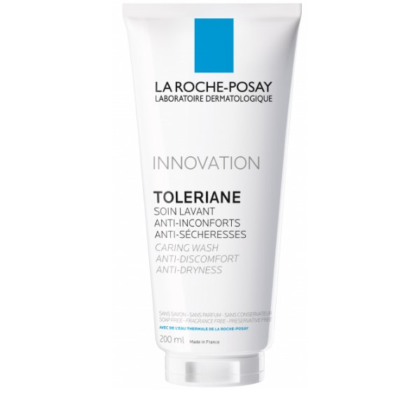 Очищающий крем-гель La Roche-Posay Toleriane для чувствительной кожи